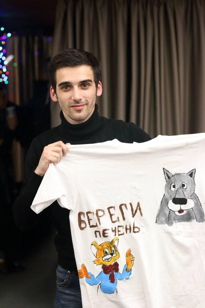 выездные мастер классы заказать на праздник - футболки