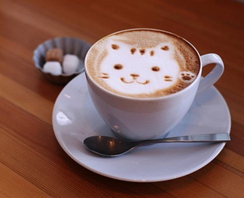 мастер-класс по кофе-арт