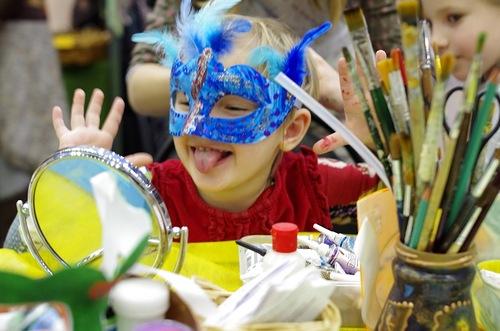 творческая мастерская для детей на праздник