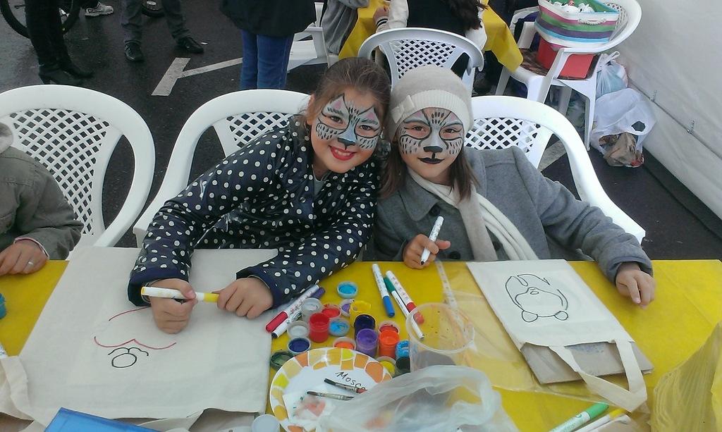 творческие мастерские для детей