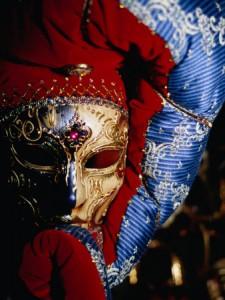 Выездные мастер-классы - декор масок