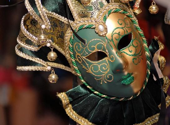 Венецианские маски своими руками мастер класс