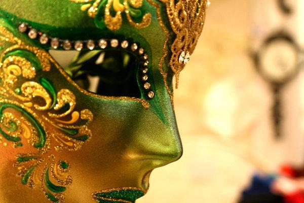 Роспись масок