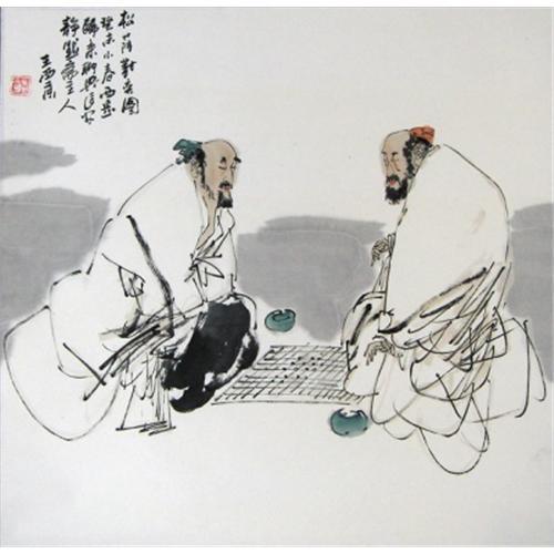 мастер-класс по китайской живописи