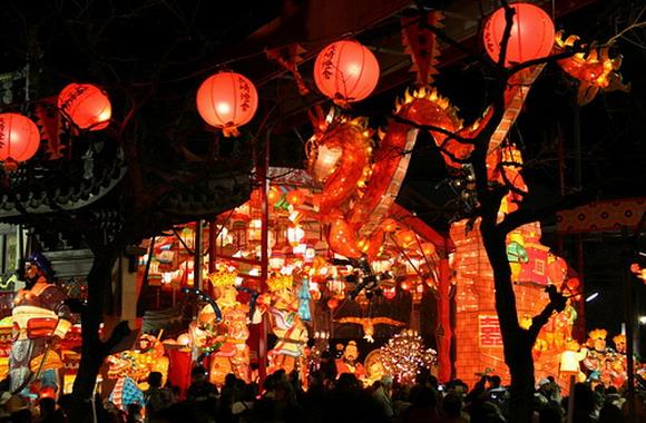 китайский новый год 2013 даты