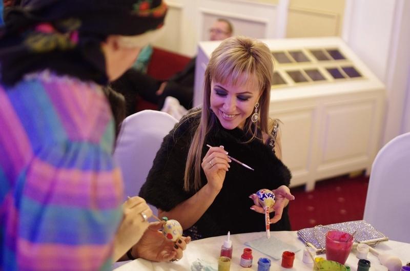 мастер-класс по росписи игрушек
