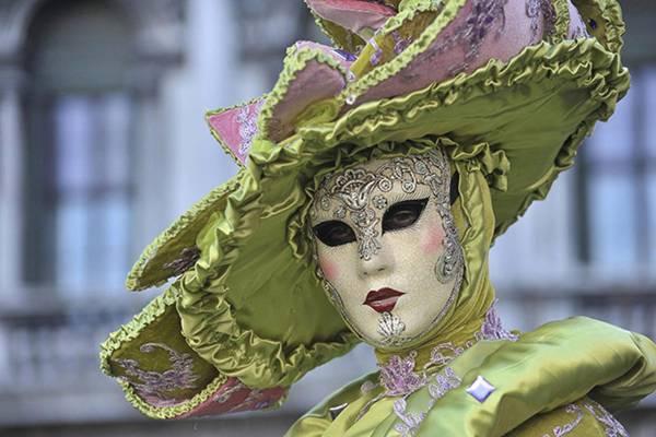 Венецианский карнавал 2013