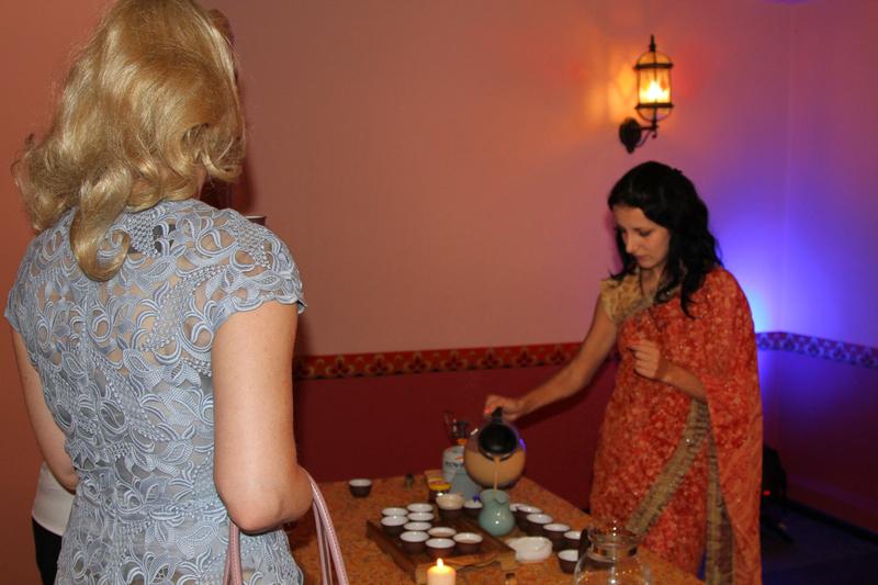 индийская чайная церемония