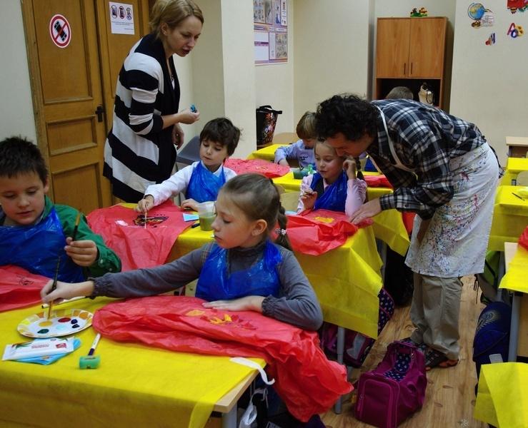 творческая мастерская для детей