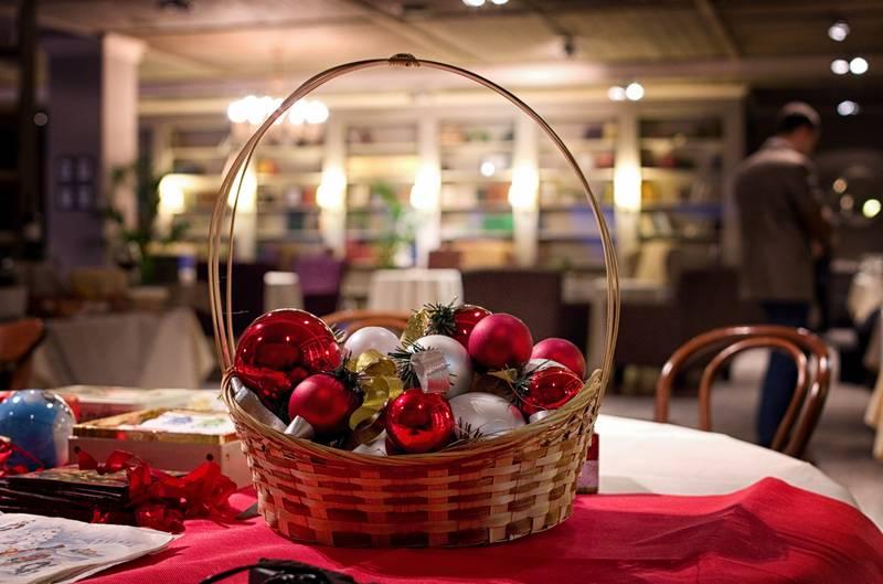 декорирование новогодних шаров