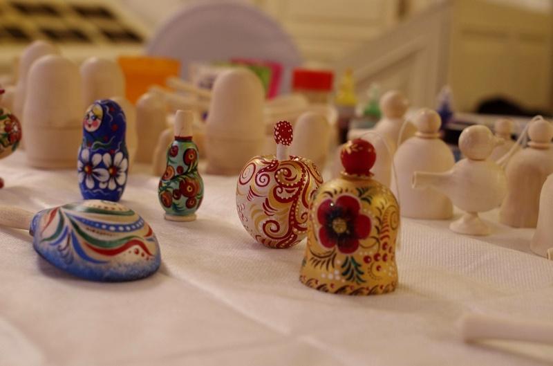 творческие мастерские и активности на праздник