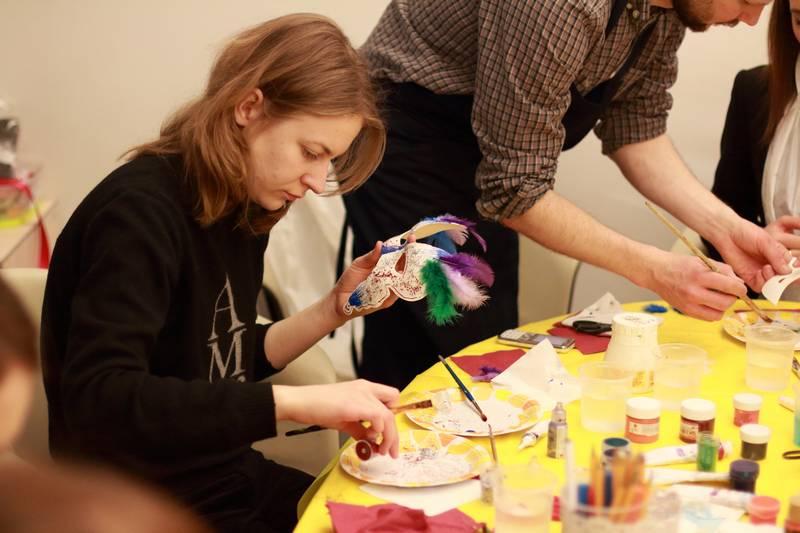выездные творческие мастер-классы в Москве