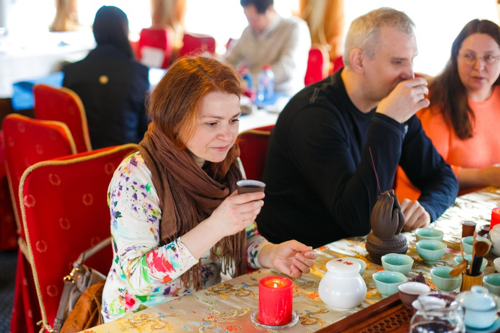 чайные церемонии в москве