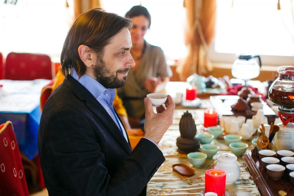 заказать чайную церемонию