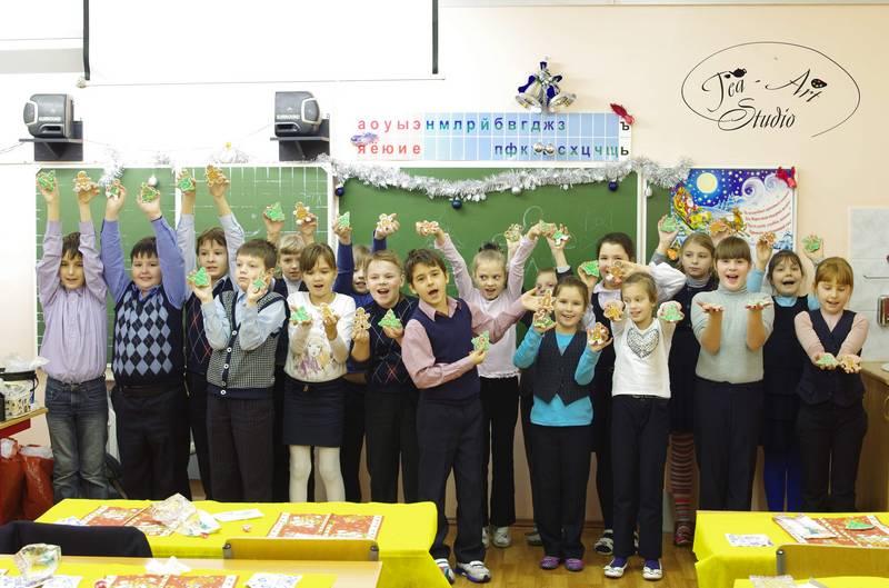 новогодние мастер классы для детей