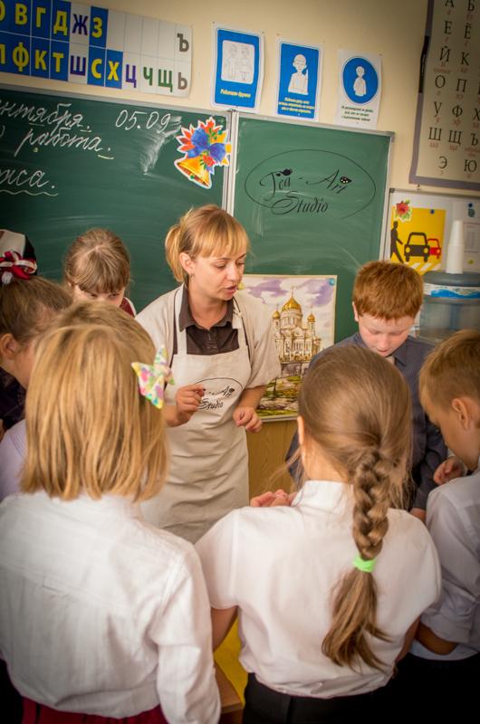 развивающие занятия для школьников
