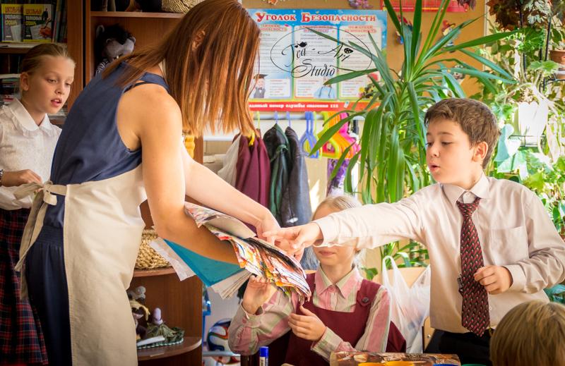 калейдоскопы мастер класс для детей