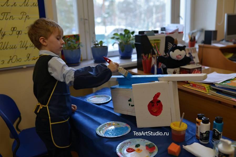 выездные творческие мастер классы для детей и взрослых