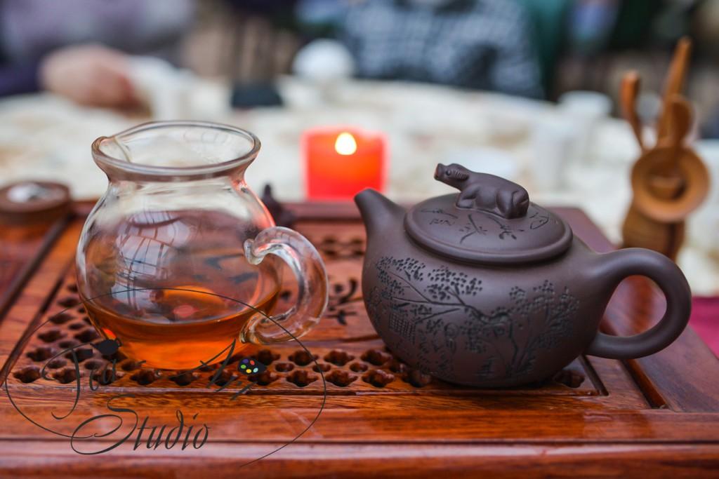 китайская чайная церемония в Москве
