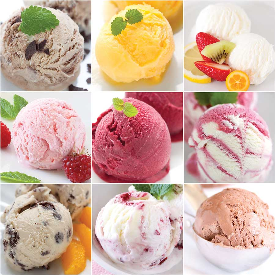 мастер класс по приготовлению мороженого