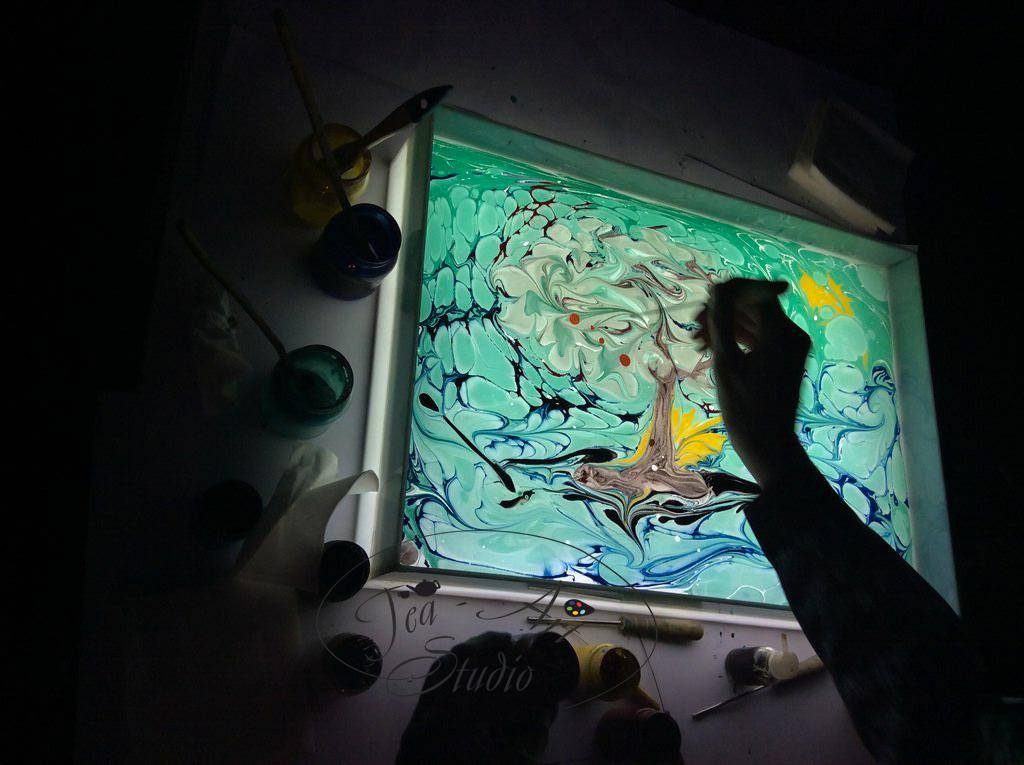 водная анимация