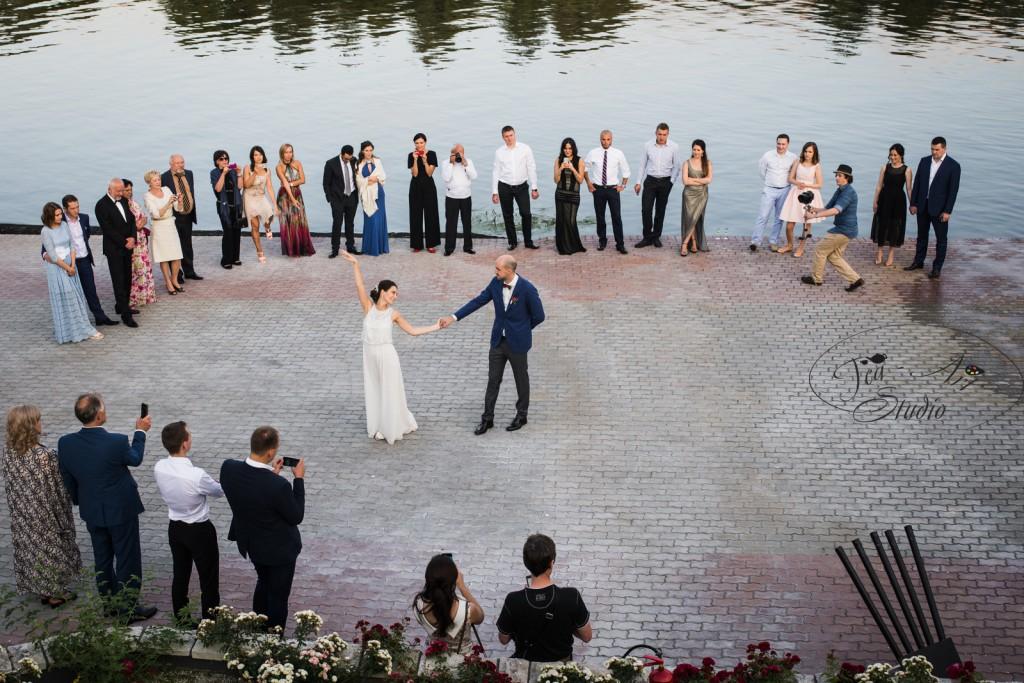 выездной мастер-класс на свадьбу