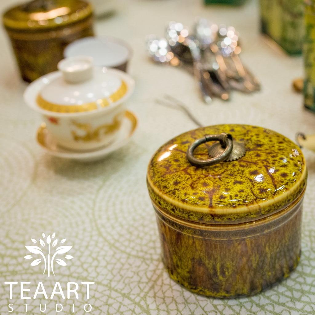 чайная мастерская выездной мастер-класс купаж чая