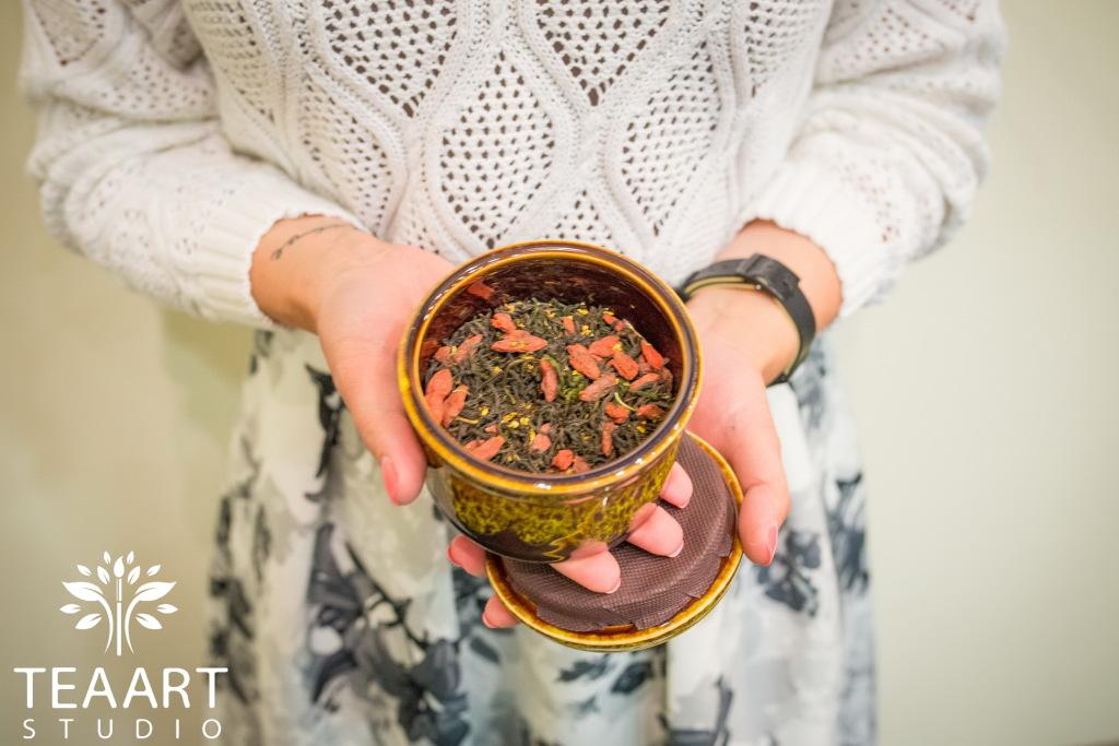 купаж чая выездной мастер-класс чайно-творческая мастерская