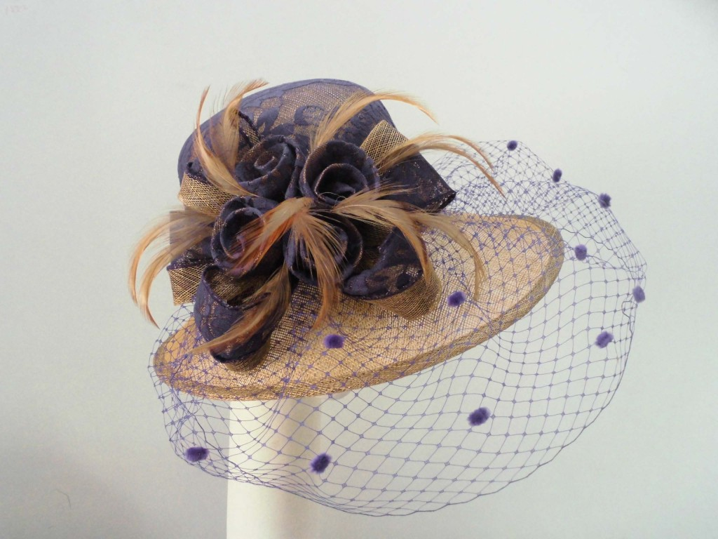 spring-and-summer-sun-hat-veil-of-british-aristocratic-female-bowler-hat-dinner-wedding-photo-handmade