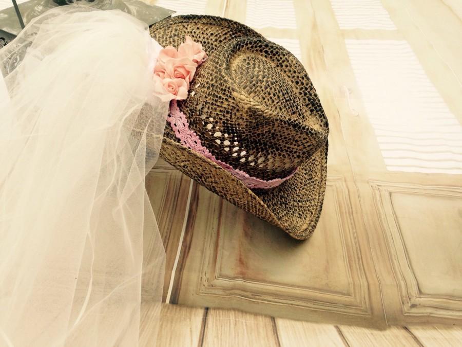 bachelorette-veil-western-cowgirl-hat-vintage-bride-cowboy-hat-bridal-veil