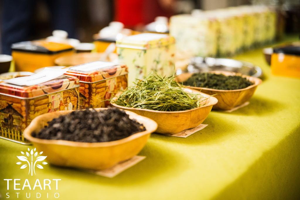 Чайный купаж на свадьбе - выездной мастер-класс чайная мастерская