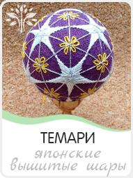 мастер класс по созданию шаров тэмари