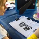 выездной мастеркласс по росписи футболок