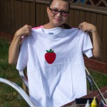футболки мастер класс по росписи своими руками