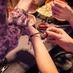 браслеты и украшения из кожи мастер класс